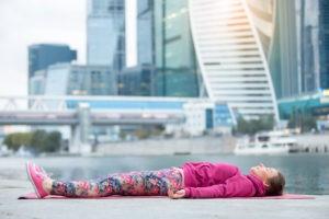 Turiya Yoga Berlin. Auch in der Stadt wunderbar runterkommen.