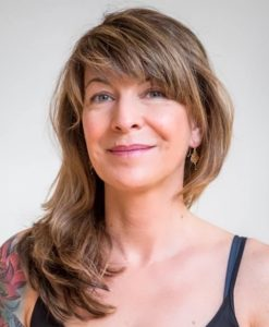 Patricia Ankele, Lehrerin von Turiya Hatha Yoga in Friedrichshain